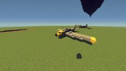Messerschmitt Minecraft Project