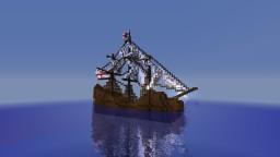 Merchant Vessel Minecraft Map & Project