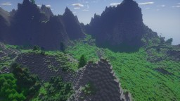 Friendly Green Valley [512x512] Minecraft Project