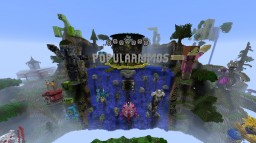 PopularMMOs Map Central 1.12 Minecraft Project