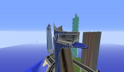 The AvengersTower Minecraft Project