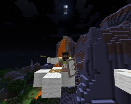 Prkour for beginners Minecraft Project