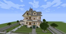 Victorian House - PMC Contest Minecraft Project