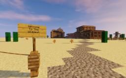 The Wild West (My Version) Minecraft Project