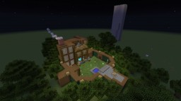 Murder Mystery Adventure Minecraft Map & Project