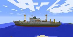M.V Loullia Minecraft