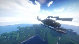 Bell UH-1 Iroquois (Huey) Minecraft Project