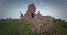 Large Cathedral Ruins (Theia) Minecraft Project