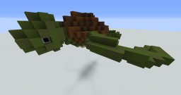 Sea Turtle by CubicCreativity Minecraft Project