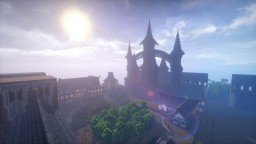 Elven Capital City Minecraft Project