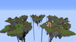 Obsidian Islands Minecraft Project