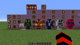 Knixity's Spider-Man 1.12 Minecraft Texture Pack