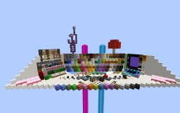 Girly version of infinite texture pack Minecraft Texture Pack