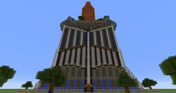 "Mu Lung Temple ""Behind the Picket Fence"" Minecraft Map & Project"