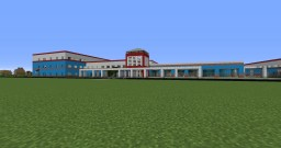 """Harns Marsh Middle School """"retired"""" Minecraft Map & Project"""