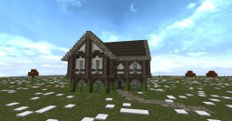 Medieval Townhouse Minecraft Map & Project