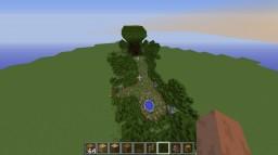 Deku Tree Minecraft Map & Project