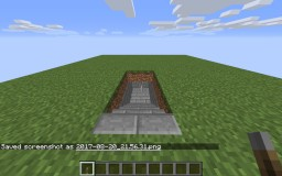 Auto Furnace Minecraft Map & Project