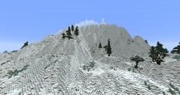 Givralys frozen island Minecraft Project