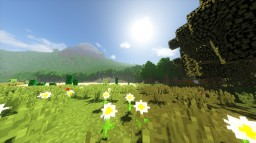 Custom Terrain: Riverside mountains (DISCONTINUED) Minecraft