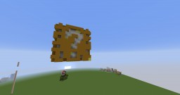 Surprise cube of mario Minecraft Project