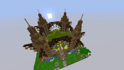 nameMethos Server 1.8 CityBuild Spawn Minecraft Project