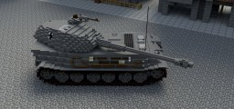 VK 4502 (P) Ausf. B (10:1) Minecraft Map & Project