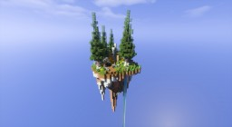 [Tutorial] How to create flying island with World-Edit Minecraft