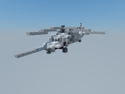 sikorsky hh-60 pave hawk Minecraft Project