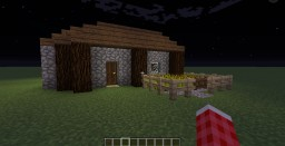 My Little Hut House Minecraft Map & Project