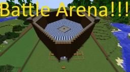 Battle Arena Minecraft Project