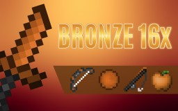 BRONZE 16x Pvp Pack Release! [PotPvp, Skywars, Bedwars, More!] Minecraft Texture Pack