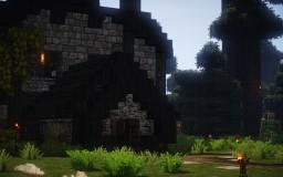 [SVL] Manor [Skyrim Hearthfire Inspired] Minecraft Map & Project
