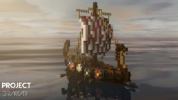 Viking Drakkar Ship +[Download] Minecraft