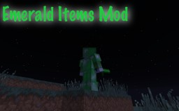 Emerald Items 1.8.9 Minecraft Mod