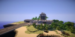 Stargate Gamma Site Minecraft Map & Project