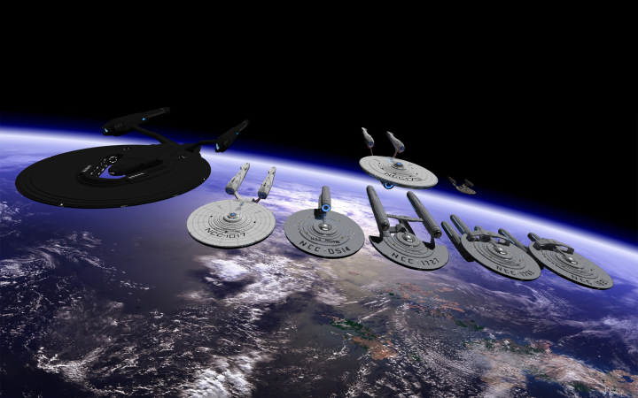 OLD Star Trek Ships From The Alternate Universe Download