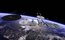 [OLD] Star Trek ships from the Alternate Universe + [Download] Minecraft
