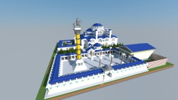 Hagia sophia w Agustaion Minecraft Map & Project