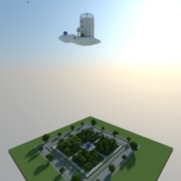 Heavenly Home Minecraft Project