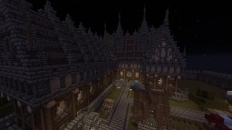 Medieval sky block Minecraft Project