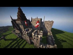 Minecraft Conquest Reforged - Castle Build Minecraft Blog Post