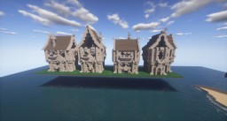 Imperial Housing Minecraft Project