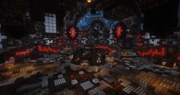 Omega liquid spawn and warp Minecraft Map & Project