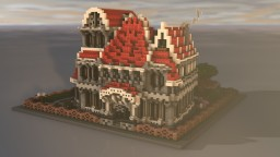 Laïm Manor House Minecraft Project
