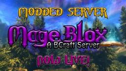MageBlox || Modded Server (Modpack In Description!) Minecraft Server