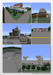 The Walking Dead World Minecraft Map & Project