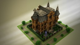 Mayson Mansion - Contest entry by Vandug Minecraft Project
