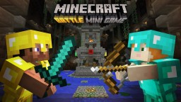 WolfPack Warriors (v. 1.1) Multiplayer Brawl Minigame Minecraft Project