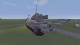 R.D.O StaG II Light tank Minecraft Project